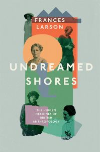 'Undreamed Shores' book cover